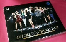 "SNSD Girls' Generation, Tour"" 2011 2nd Concert LIVE : DVDs + official Photo Book"