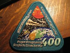 NASA Goddard Space Flight Center Greenbelt Maryland USA Vintage Jacket Patch