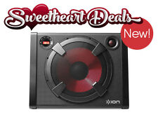 NEW ION Road Rider Powered Speaker w MEGA BASS Roadrider Block Rocker 120 watts!