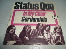 STATUS QUO IN MY CHAIR 45 GERMANY 1970