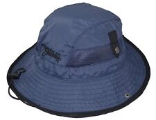 American Outdoorsman Taslon UV Bucket Hat UPF 50+ Navy Blue Large 57~60cm