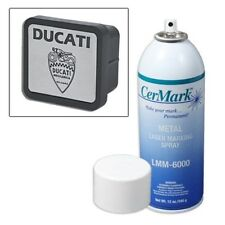 * CerMark LMM-6000 Metal Marking Spray - Black - 12oz