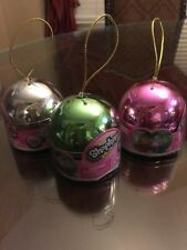 1 Shopkins Christmas 2016 Ornament Limited Edition Exclusive-Free Shipping!