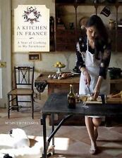A Kitchen in France: A Year of Cooking in My Farmhouse-ExLibrary