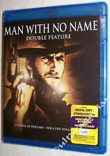 A Fistful of Dollars & For a Few Dollars More - Blu-ray Clint Eastwood BRAND NEW