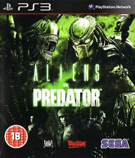 Aliens Vs Predator (PS3) GAME DISC ONLY