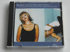 Grace - You're Not Mine / Down To Earth (4 Track CD) Used Very Good