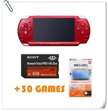 SONY PSP 200X + Screen Guard + 8GB Memory Stick + 30 Games bundle offer 2000