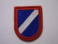 82nd SUPPORT BATTALION BERET FLASH:K7