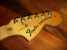 1974 Vintage USA Fender Strat Neck Maple Stratocaster Tuners 70s 72 73 74 75