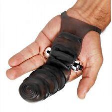 G-Spot Orgasm Vibrating Finger Glove Vibe Vibrator Massager Sex-toys for Women