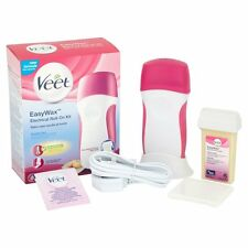 veet Easy Wax  Electrical RollOn Kit  system Brand New Boxed Free Uk Adapter kit