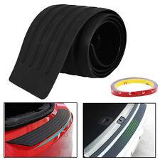 "New 35"" Car Rear Bumper Guard Protector Trim Cover Sill Plate Trunk Pad Kit"