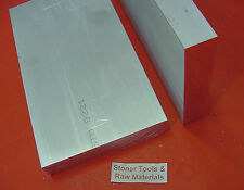 """2 pieces 1/2"""" X 6"""" ALUMINUM 6061 FLAT BAR 7"""" long Solid T6 Plate Mill Stock"""