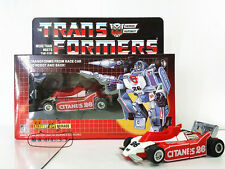 Transformers G1 Re-issue MIRAGE Action Figure Brand NEW COLLECTION Red Version