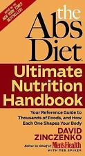 The Abs Diet Ultimate Nutrition Handbook: Paperback Your Reference Guide to
