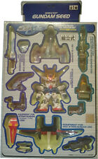 Gundam Strike Gundam Banpresto full weapon set mobil suite Super Deformed