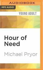 The Laws of Magic: Hour of Need 6 by Michael Pryor (2016, MP3 CD, Unabridged)