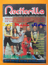 rivista ROCKERILLA 138/1992 Public Enemy Antrax Mercury Rev Pitura Fresca NO cd