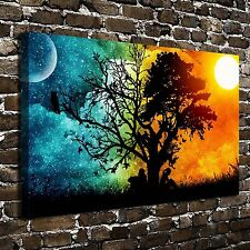 Lovers tree Paintings HD Print on Canvas Home Decor Wall Art Picture posters