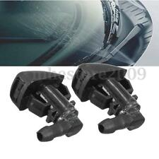 2x Gicleur Lave-glace Jets Voiture Buses Tuyau Pr 08-11 Ford Focus #8S4Z17603AA