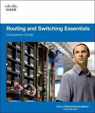 *FAST SHIP* - Routing and Switching Essentials Companion G 1E by Cisco Press