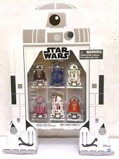 HASBRO STAR WARS THE BLACK SERIES ASTROMECH DROID 6 PACK Exclusive