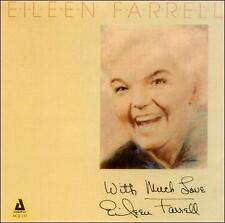 Farrell, Eileen-With Much Love CD NEW