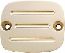 Accutronix Master Cylinder Cover with Milled Lines Brass C122-M5*