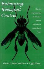 Enhancing Biological Control: Habitat Management to Promote Natural En-ExLibrary