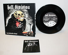 "Hell Division - La Solucion Final 7"" (Used)"