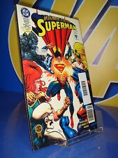 DC comics SUPERMAN tomo unico-venganza contra..editorial vid