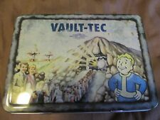 Fallout Lunchbox from 2007 Collectors Edition - Vault Tec / Boy -3 4 New Vegas