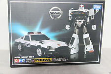 TRANSFORMERS MASTERPIECE CP MP-17 PROWL NISSAN FAIRLADY