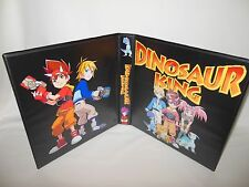 Custom Made Dinosaur King Card Binder Graphics Only Option 2