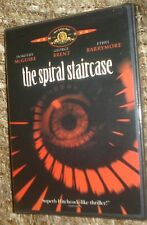 The Spiral Staircase (DVD, 2005), NEW & SEALED, FULL SCREEN, REGION 1,VERY RARE