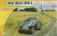 Dragon 1/72 (20mm) SD KFZ 261 Kleiner PANZERFUNKWAGEN
