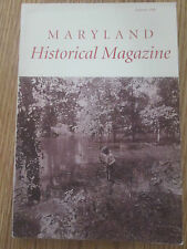 1995 Maryland Historical Magazine - Great Parkway Controversy; Greenbury Point