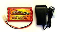 9.6V NiCd Battery Pack and Charger for Nikko Products