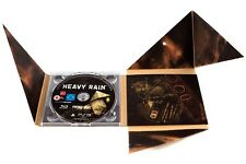 Heavy Rain Press Media Kit - Limited Collector's Edition Sony PlayStation 3 NEW