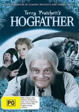 Hogfather DVD Terry Pratchett's
