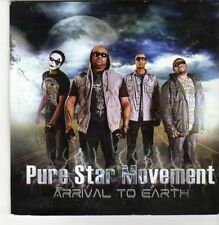 (DN397) Pure Star Movement, Arrivaql to Earth + The Invasion - 2010 DJ CD