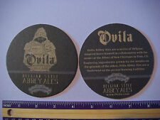 Cool Beer Coaster ~ SIERRA NEVADA Ovila Collaboration with Monks Abbey; Vina, CA