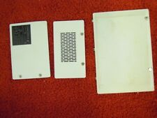 Acer Aspire ZA3 A0751h-1401 White Bottom Cover Door Lid Set #378-26