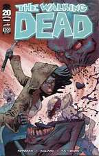 THE WALKING DEAD # 100: SOMETHING TO FEAR PART 4, COVER G 1ST PRINT IMAGE COMICS