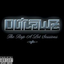 Outlawz - Neva Rap-A-Lot Sessions [CD New]-- Tupac Prodigies