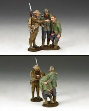 "KING AND COUNTRY  WW1 BRITISH FW164 ""HAVE A DRINK"" METAL-BOXED  1.30 scale"