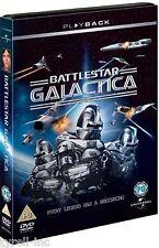 BATTLESTAR GALACTICA Film DVD 1978 NEW SEALED