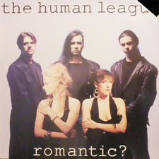THE HUMAN LEAGUE Romantic GER Press Virgin 210 984 1990 LP
