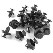 100x TRIM MOLDING HOOD PLASTIC PANEL CLIPS For LEXUS RX330 RX350 R400